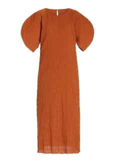 Mara Hoffman - Women's Aranza Organic Cotton Midi Dress - Brown - Moda Operandi