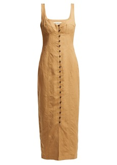Mara Hoffman Angelica long-line dress