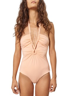 Mara Hoffman Aya One-Piece Swimsuit