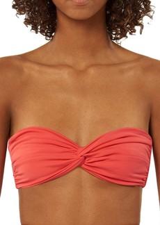 Mara Hoffman Bandeau Bikini Top