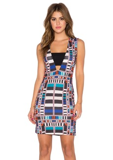 Mara Hoffman Bandeau Shift Dress