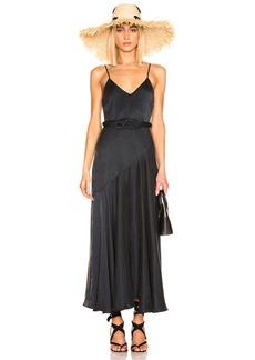 Mara Hoffman Belted Nina Dress