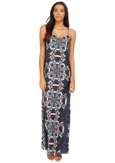 Mara Hoffman CDC Sleevless Maxi Dress
