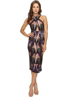 Mara Hoffman Compass Cross Front Dress