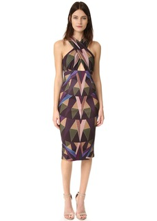 Mara Hoffman Compass Cross Front Dress