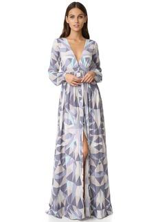 Mara Hoffman Compass Maxi Dress