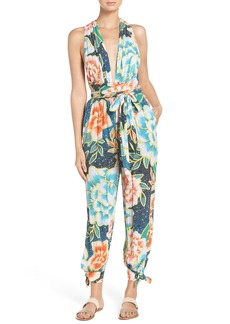 Mara Hoffman Cover-Up Jumpsuit