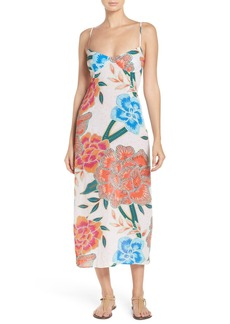 Mara Hoffman Cover-Up Slipdress