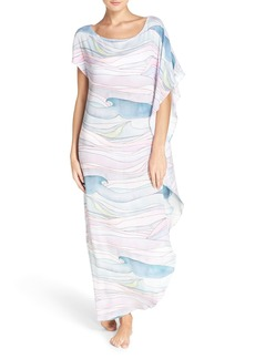 Mara Hoffman Crinkle Cover-Up Dress
