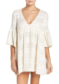 Mara Hoffman Crochet Cover-Up Dress