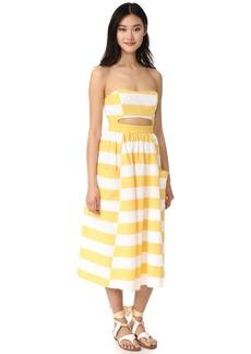 Mara Hoffman Cutout Midi Dress