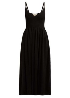Mara Hoffman Delilah jersey dress