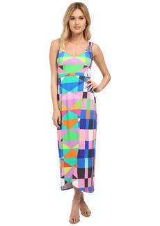 Mara Hoffman Diamond Wrap Dress