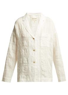 Mara Hoffman Eleanor cotton-blend shirt