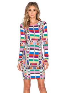 Mara Hoffman Fitted Dress
