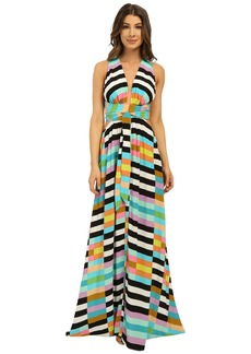Mara Hoffman Flag Stripe Maxi Dress