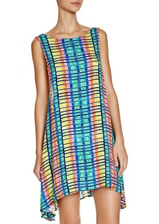 Mara Hoffman Flight Printed Swing Dress