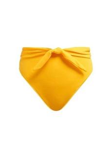 Mara Hoffman Goldie high-rise bikini briefs