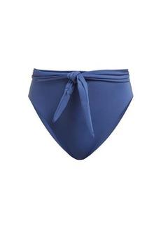 Mara Hoffman Goldie tie-waist bikini briefs