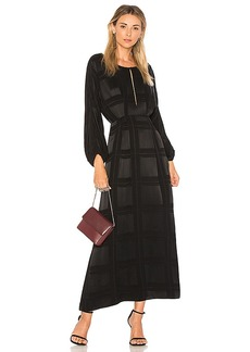 Mara Hoffman Harper Maxi Dress in Black. - size 4 (also in 0,2)