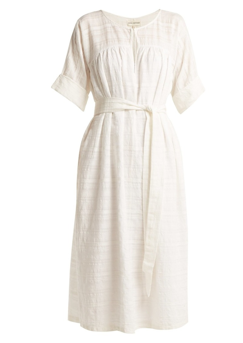 Mara Hoffman Harriet cotton dress