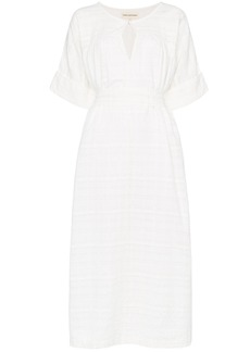 Mara Hoffman Harriet Organic Cotton Dress - White