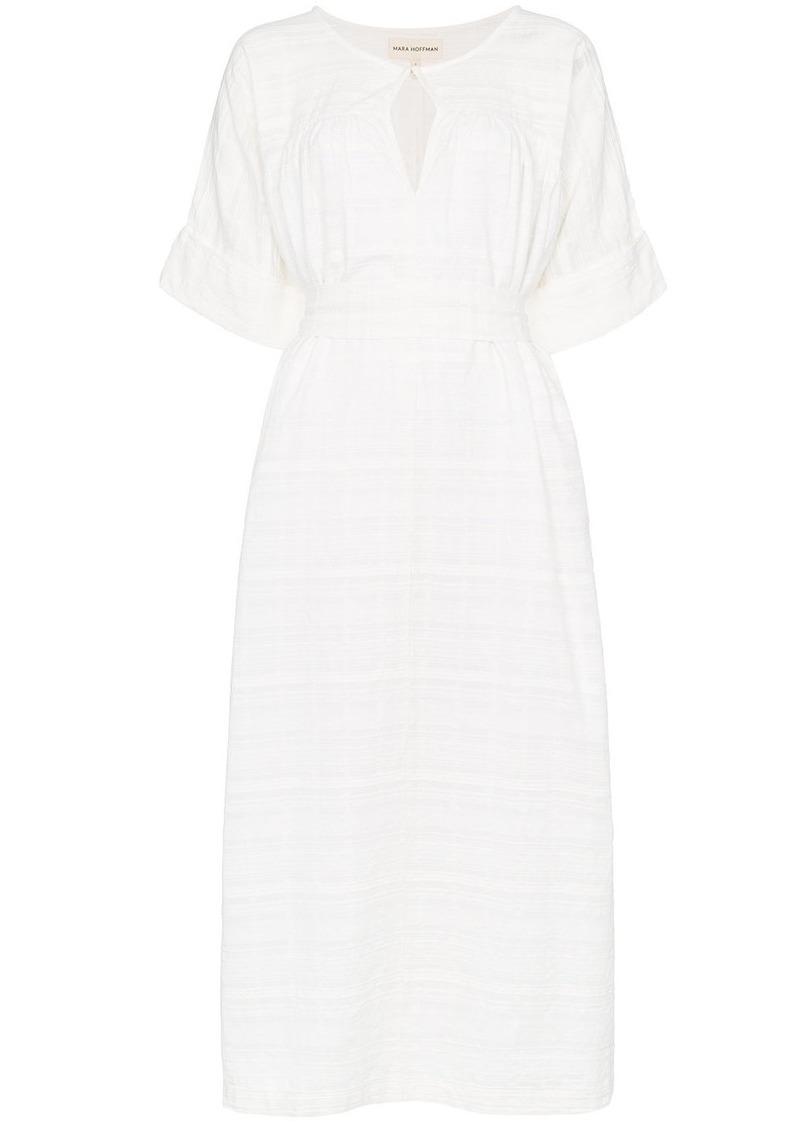 Mara Hoffman Harriet Organic Cotton Dress