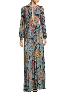 Mara Hoffman Herbarium Maxi Dress