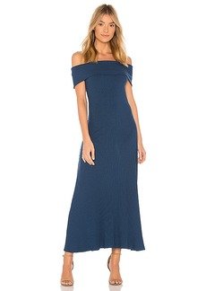 Mara Hoffman Imogen Dress in Blue. - size S (also in L,M,XS)
