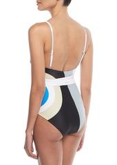 Mara Hoffman Isolde Printed One-Piece Swimsuit
