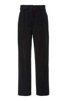 Mara Hoffman Jade Striped Trousers