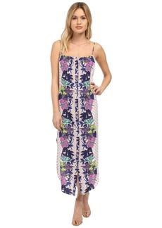 Mara Hoffman Jardin Button Front Dress