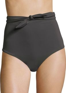 Mara Hoffman Jay Falco Hight Waist Swim Bottoms