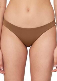 Mara Hoffman Kay Low Rise Bikini Bottoms