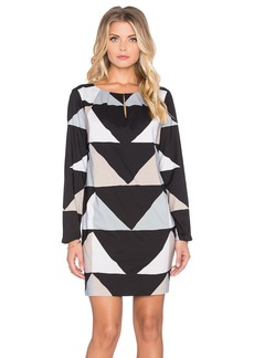 Mara Hoffman Keyhole Mini Dress
