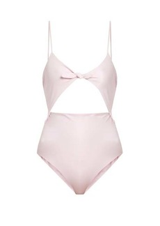 Mara Hoffman Kia cut-out swimsuit