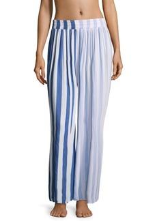 Mara Hoffman Layla Multistripe Skirt
