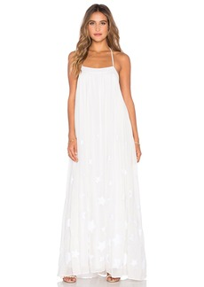 Mara Hoffman Low Back Maxi Dress