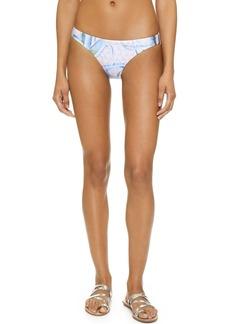 Mara Hoffman Low Rise Bikini Bottoms