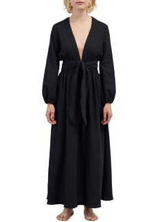 Mara Hoffman Luna Cover-Up Maxi Dress