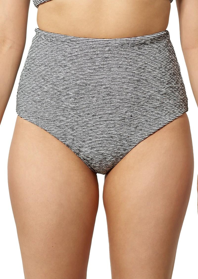 f19ea441a979e Mara Hoffman Mara Hoffman Lydia High Waist Bikini Bottoms | Swimwear
