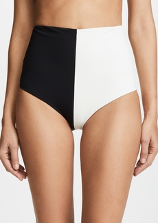 Mara Hoffman Lydia High Waisted Bottoms