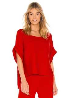 Mara Hoffman Margaret Top in Red. - size S (also in M,XS)