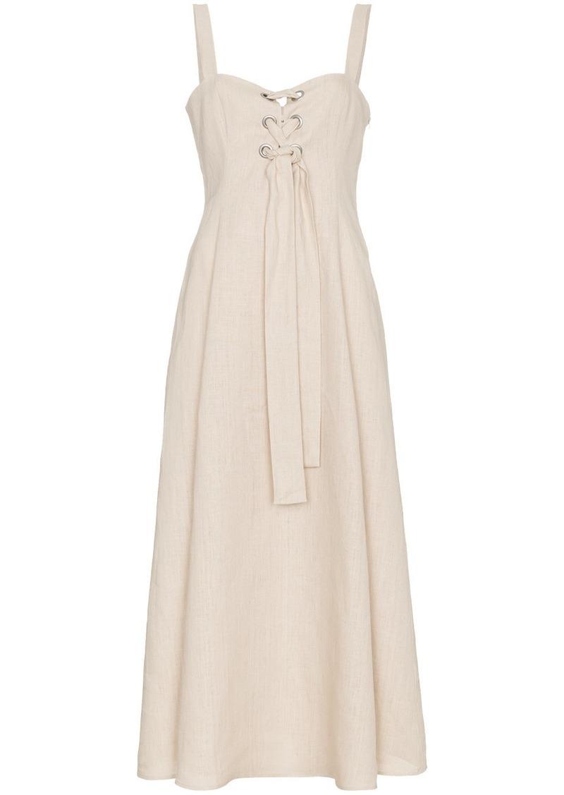 Mara Hoffman Mei Hemp Dress