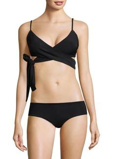 Mila Wrap Bikini Top