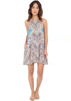 Mara Hoffman Modal Mini Swing Dress