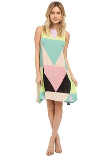 Mara Hoffman Mosaic Swing Dress