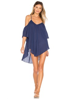 Mara Hoffman Off Shoulder Tank Dress