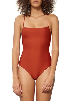 Mara Hoffman Olympia One-Piece Swimsuit