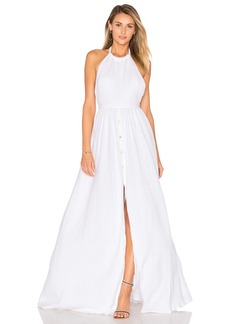 Mara Hoffman Organic Cotton Backless Dress